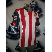 Jersey Original Puma Chivas Guadalajara Jugador Local 16-17