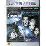 Dvd Duo: Contacto - La Esfera ( 2 Peliculas Ciencia Ficcion)