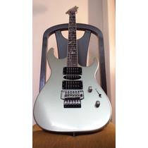 Guitarra Michael Rhino Master Braço Floral -super Conservada