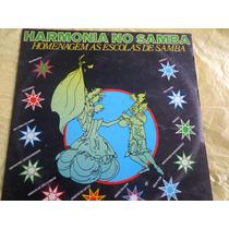 Lp Vinil Homenagem Escolas De Samba Jayme Bochner Rj 1977