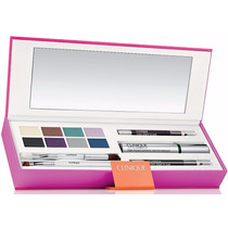 Clinique Party Eyes Compact Kit Maquiagem Edição Limitada