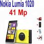 Nokia Lumia 1020 32gb 41 Mp 4g Lte Windows Libre Nuevo +4.!!