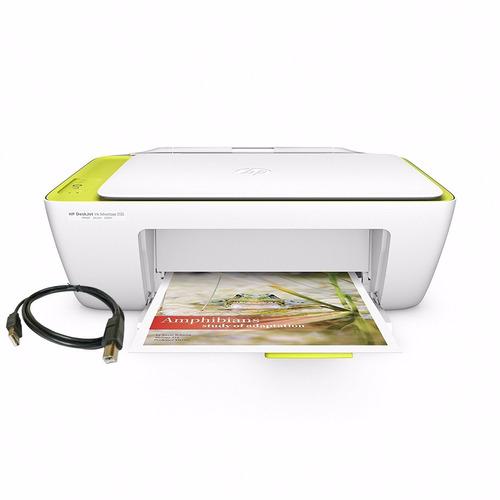 Impresora Multifuncional Hp 2135 Escaner Copias Cable
