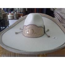 Sombrero Charro Forrado Envio Gratis