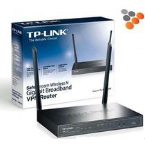 Router Vpn Tp-link Gigabit Balanceador Wifi Tl-er604w