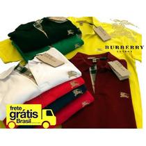 Camisa Polo Burberry Brit Original Importada