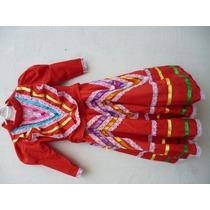 Jalisco Vestido Regional De Folklor Jarabe Tapatio Bailes