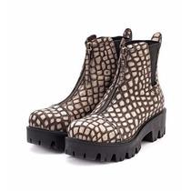 Zapato Botineta - Saverio Di Ricci - Hermosas