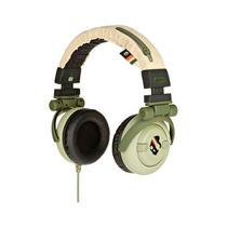 Fone De Ouvido Skullcandy G.i Habitat Rasta Headphone