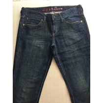 Remato Por Viaje Pantalon Jeans Tommy Hilfiger Denim