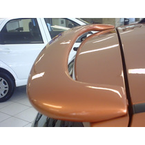 Aerofólio Fiat Idea 2005 À 2010 Esportivo Fiberglass Primer