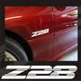 Kit Calcomanias Stickers Emblemas Z28 Para Camaro