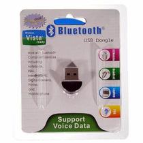 Micro Adaptador Usb Bluetooth 2.0 Dongle