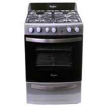 Cocina Whirlpool Acero Inoxidable Grill Nueva Outlet $8300