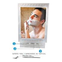 Espelho Antiembaçante Para Se Barbear (ponta De Estoque)
