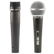 Microfone Arcano A-57 Ou A-58 Únicos = Shure ( Sm57 Sm58 )