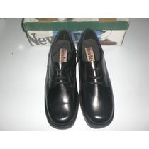 Zapatos New Bird Niños Talla 35 100% Cuero Cocido Nuevos!!
