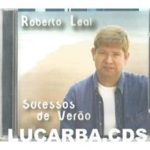 Cd - Roberto Leal - Sucessos De Verao - Importado