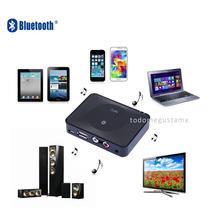 Receptor Convertidor De Estéreo Nfc Y Bluetooth Inalambrico