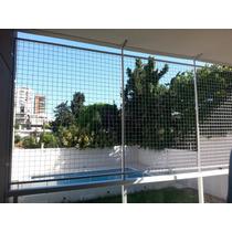 Cerramientos De Seguridad Para Balcones, Terrazas, Patios.