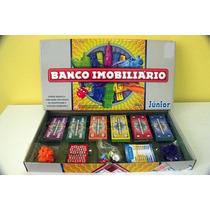 Jogo Banco Imobiliário Júnior - Novo