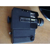 Antiga Filmadora Super 8 - Sankyo Mf 404 Made In Japan