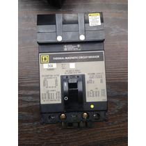 Interruptor Termomagnetico 3 X 50 Amp Square D I Line