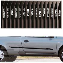 Friso Lateral Universal Renault Clio 2 Portas - Tg Poli