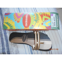 Chinelo Havaianas Flat Gum Fashion