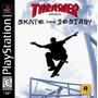 Thrasher Skate And Destroy - Playstation 1 - Frete 9 Reais