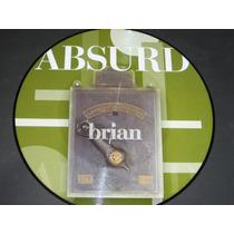 Vinilo Maxi 12 Absurd - Brian High Energy Italo Disco