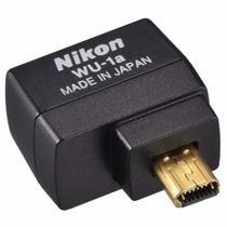 Nikon Wu-1a Adaptador Wifi P520 D3300 D7100 P530 D3200 D5200