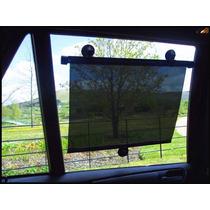 Cortina Carro Janela Parasol Protetor Luz Solar Retratil