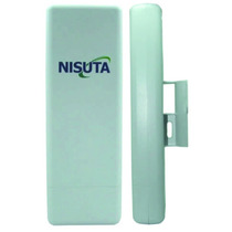 Antena Wi-fi Exterior Internet Gratis Nisuta 5km 600mw
