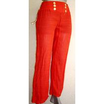 Conjunto Palatzo Blusa Pantalon Moda Primavera Verano