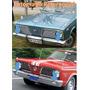 Micas Parachoque 1966 Dodge Plymouth Valiant Barracuda Dart