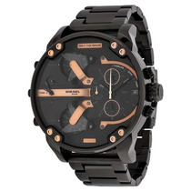 Relógio Tommy Hilfiger Pulseira Couro Preta 2 Anos Garantia