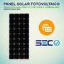 Panel Solar Fotovoltaico 100w 12v Monocristalino Certificado