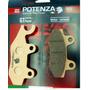 Pastilha Ninja 250r 2009/2013 Dianteira Potenza 165 Gt