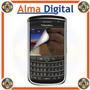 Lamina Tipo Espejo Pantalla Blackberry Tour 9630 Bb + Paño
