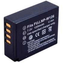 Bateria Fuji Np-w126 P/ Fuji Finepix Hs30 Hs33 Hs35 Hs50exr