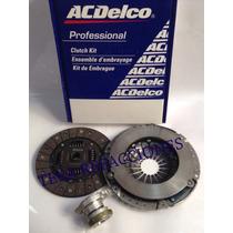 Kit Clutch Chevrolet Astra 2.2 Y 2.4 Original Acdelc