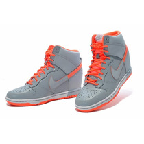 Nike Dunk Sky High Taco Interno 5cm Aprox. Liquido!