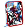 Cartucheras 2 Pisos Los Vengadores Avengers - Mundo Manias