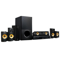 Home Theater Blu-ray 3d - Wireless, 5.1 Canais, 1200w Rms