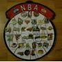 Pines Metálicos Basketball Nba