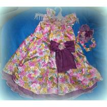 Vestido De Fiesta Para Niña De Un Año.