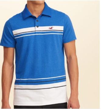 Camisa Polo Importada Da Loja Oficial Hollister Usa - R  77,99 em Mercado  Livre 4b51312b94