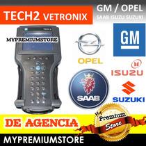 Escaner Diagnostico Automotriz Tech2 Profesional Gm Opel