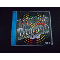 Cd 100% Vol. 6 Reggae Música Jimmy Cliff Johnny Nash